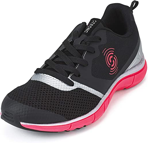 Zumba Footwear Fly Fit Womens Compression Workout Shoes ...