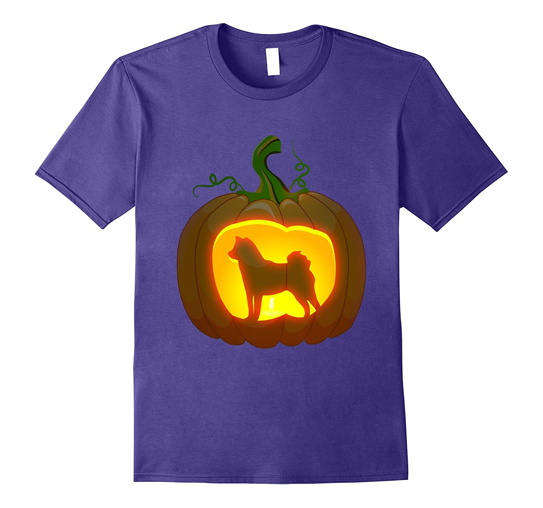 shiba inu Halloween shirt-FL