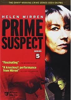 Amazoncom Prime Suspect 1 Helen Mirren John Benfield