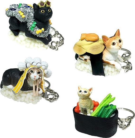 Sushi Cat Japanese Cute Zipper Laptop Sleeve Bag Sushi Cat Japanese Cute Carring Case Cover Protector Handbag 15 Inch for Notebook