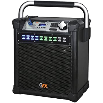 The 8 best qfx portable tailgate speaker silver