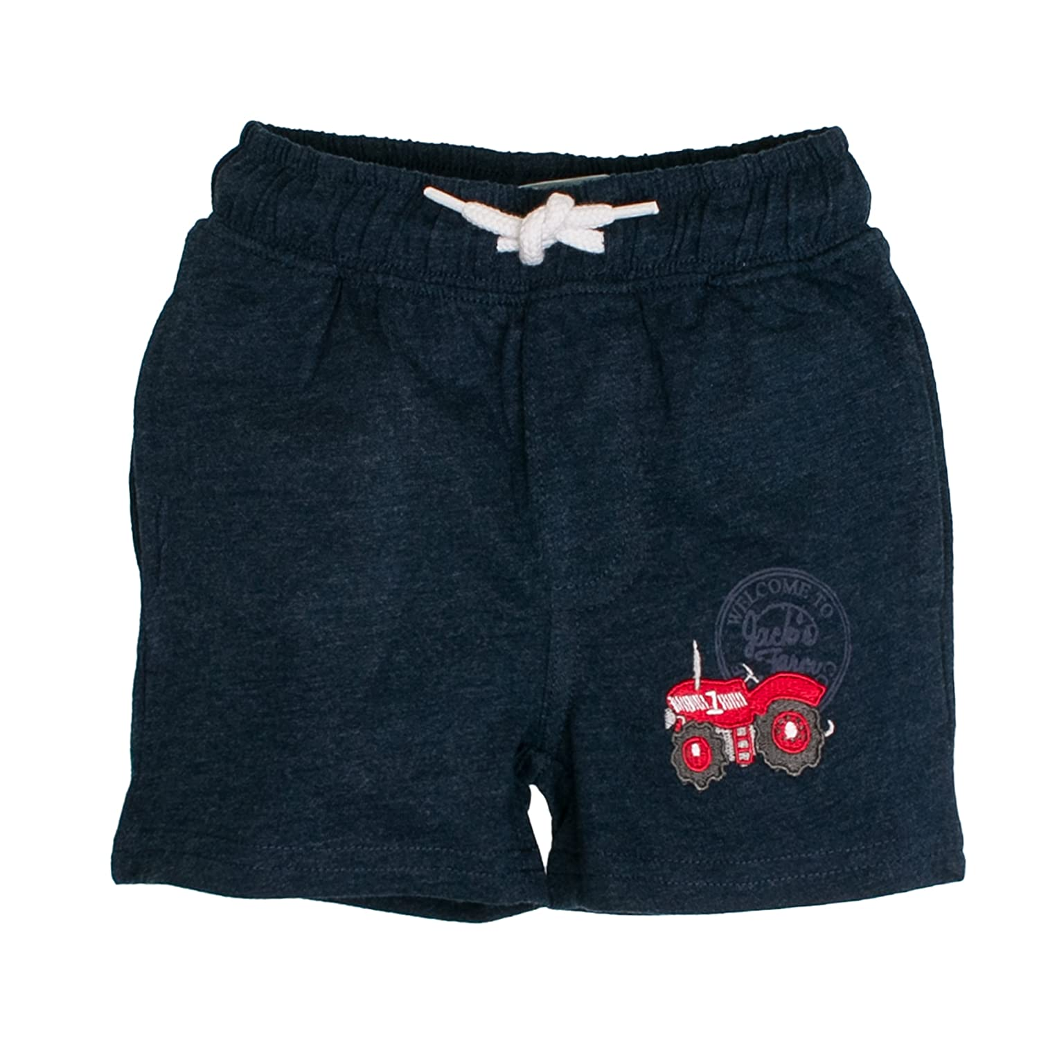 Salt & Pepper Baby Boys' B Bermuda L. Farm Uni Shorts SALT AND PEPPER 73216126