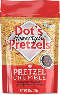 product image for Dot's Homestyle Pretzels | Pretzel Crumble | 10 oz. Bag | Formerly Dot's Pretzel Rub | 1 Bag