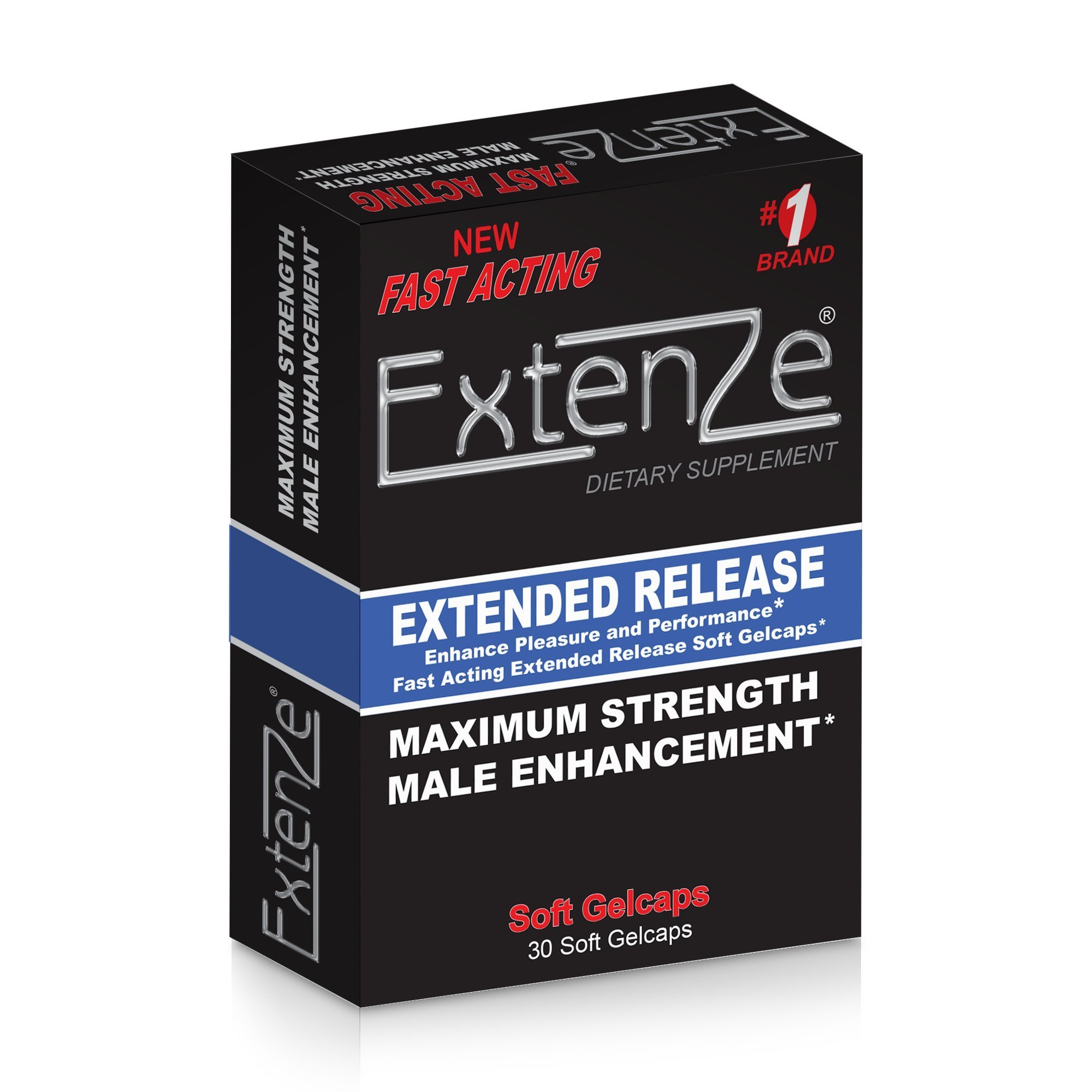 ExtenZe Extended Release Soft Gel 30ct. by ExtenZe