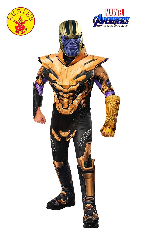 Rubies - Disfraz Oficial de los Vengadores Endgame Thanos, Talla M, Edad 5 – 7, Altura 132 cm