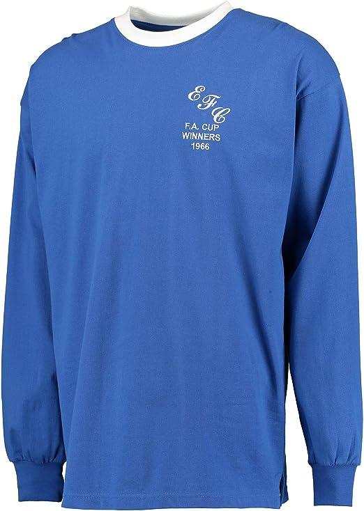 Everton 1966 FA Cup Winners Long Sleeve Shirt