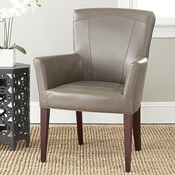 Pleasant Safavieh Mcr4710B Dale Arm Chair Accent Chairs Clay Pdpeps Interior Chair Design Pdpepsorg