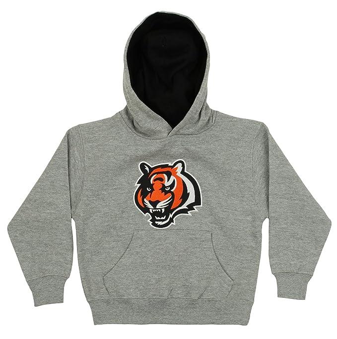 4a48c4f7 Amazon.com : Outerstuff NFL Kids Cincinnati Bengals Prime Pullover ...