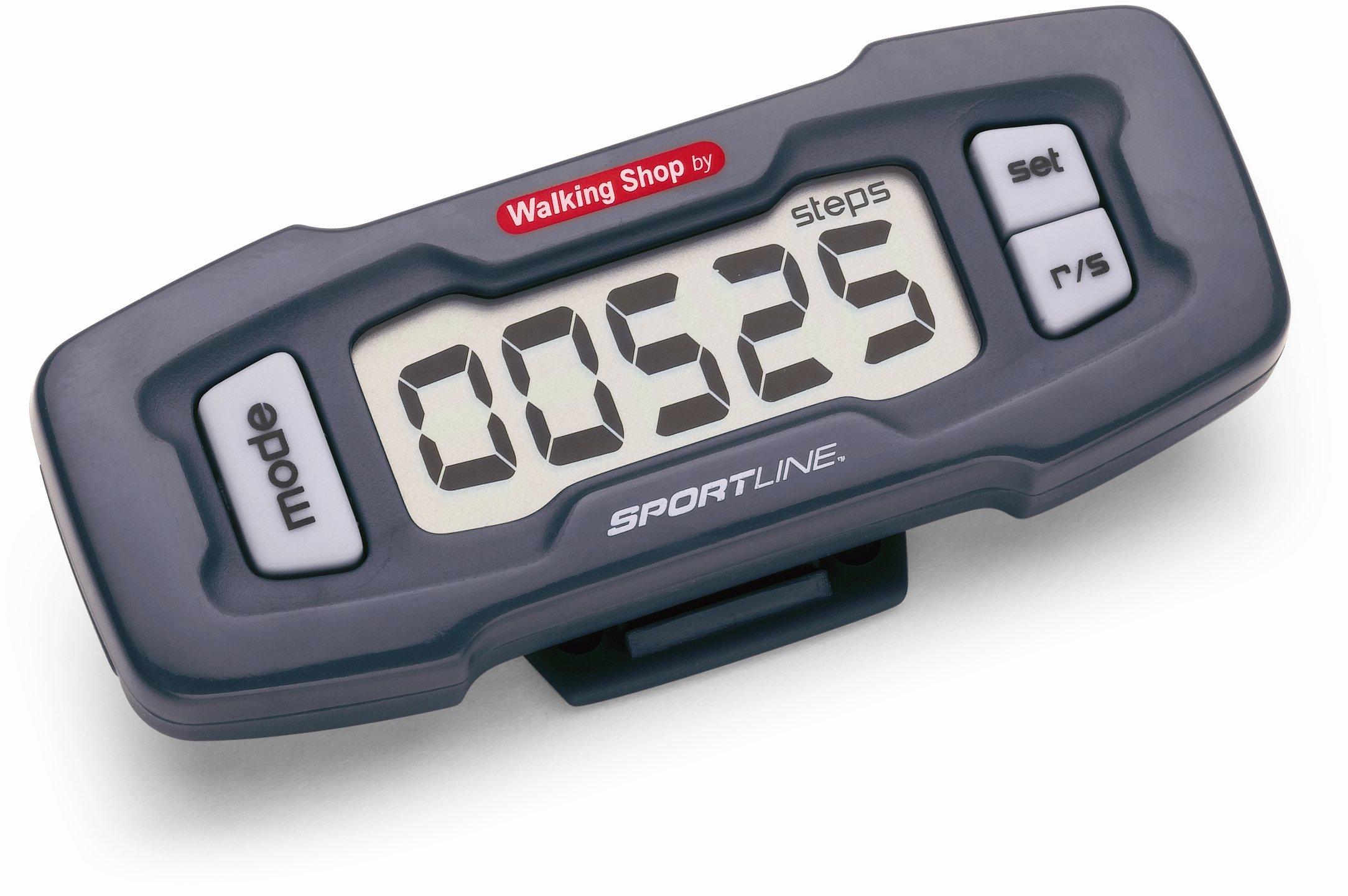 SportLine Walk/Run Pedometer