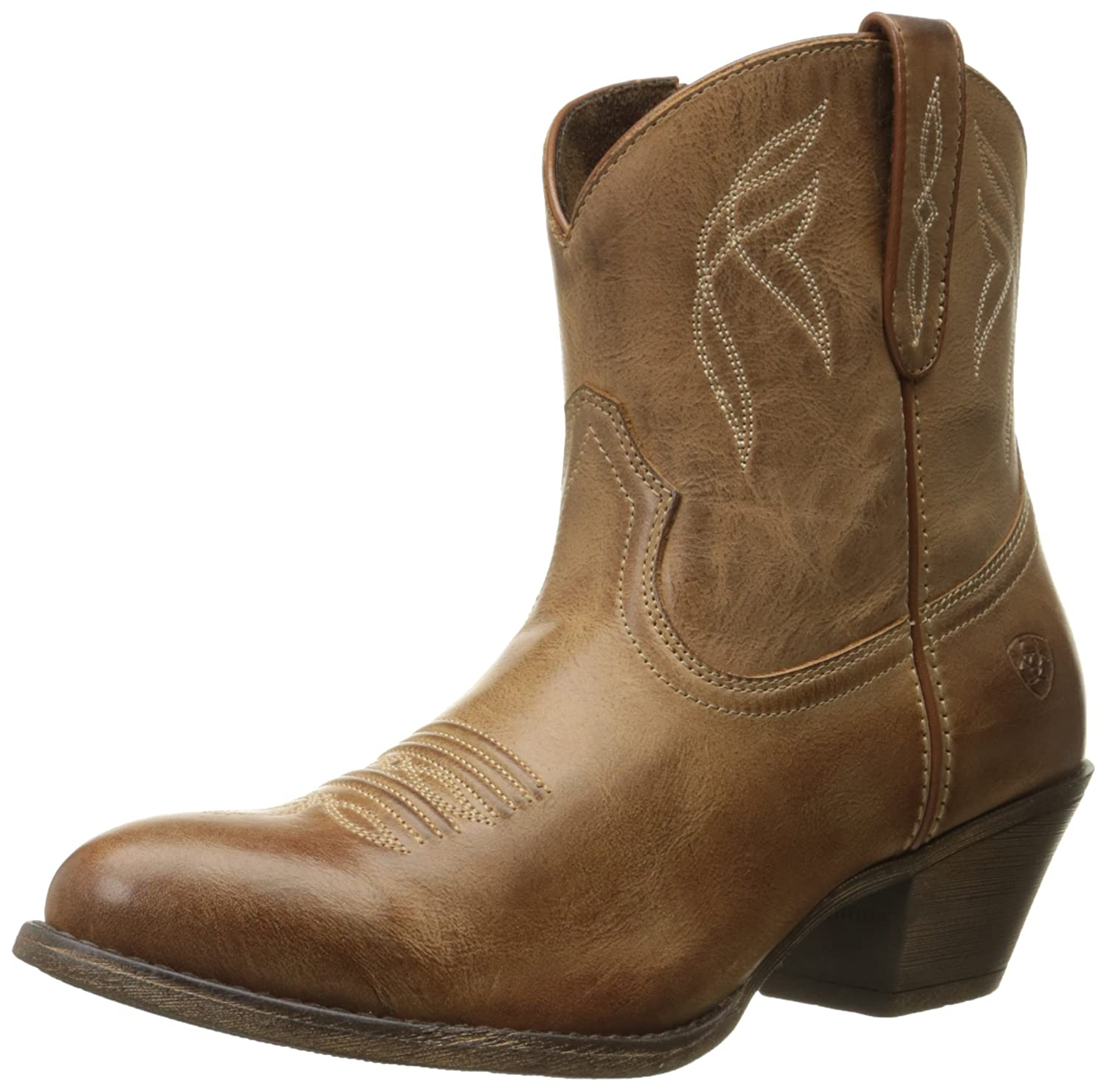 Ariat Women's Darlin Work Boot B013WSCLDK 6.5 B(M) US|Burnt Sugar