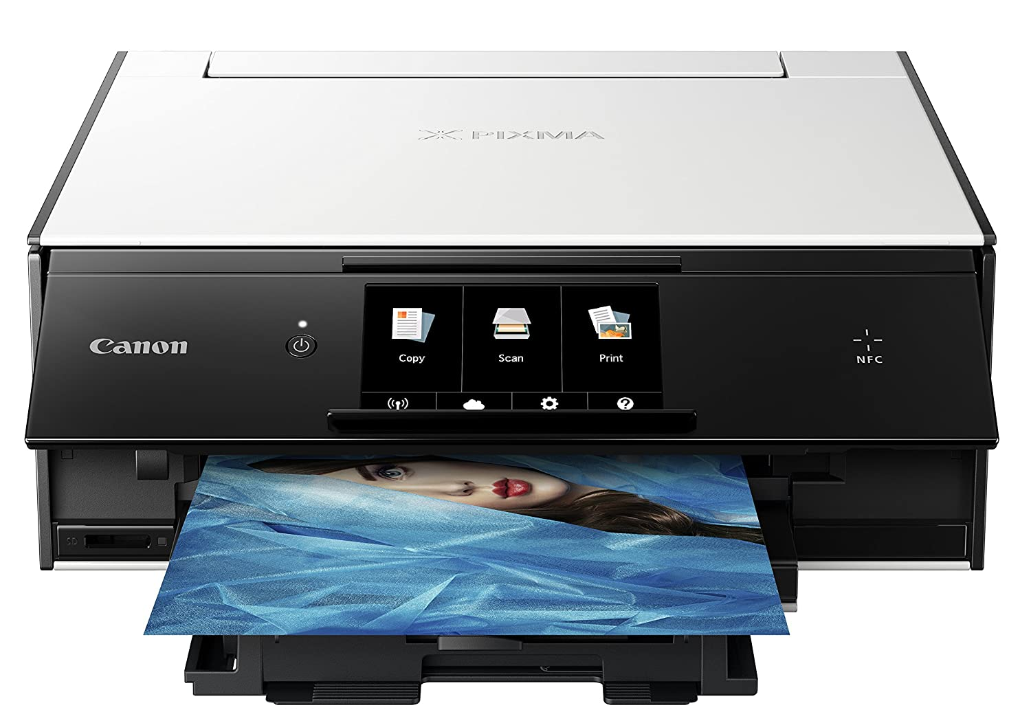 Amazon com: Canon TS9020 Wireless All-In-One Printer with Scanner