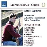 Rafael Aguirre, Guitare : Récital