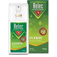Relec Fuerte Sensitive Familiar Spray Repelente Antimosquitos