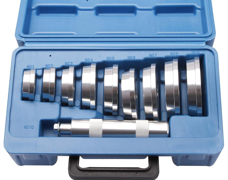 Herkules Werkzeuge 10-tlg. Buchsen Simmering Eintreiber Austreiber Lagertreibsatz Lager Treibsatz Otger Lensker