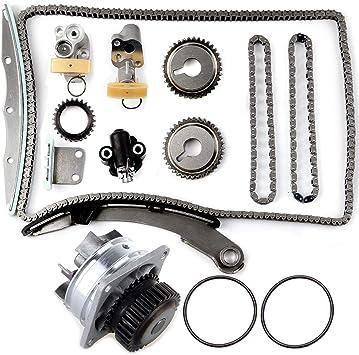 Timing Chain Kit For Nissan Quest 3.5L 3498CC V6 VQ35DE DOHC 2004-2009 WPNI034