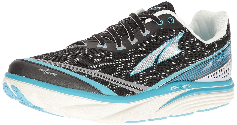 Altra Women's Torin IQ Running Shoe B01HNJSK84 5.5 M US|Silver/Blue