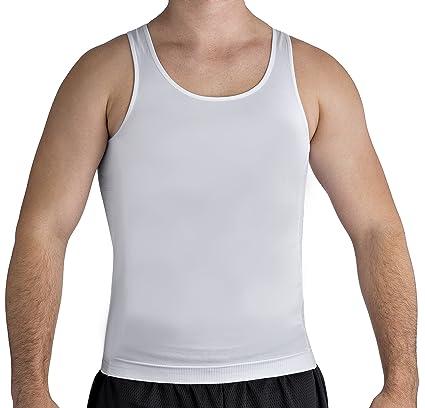 d8fd8785338 Amazon.com   Roc Men s Body Shaper Slimming Compression Shirt ...