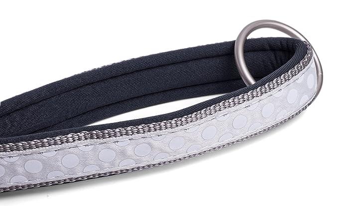 SILVER GREY  SPARKLE  medium large dog collar /& or lead set  25mm