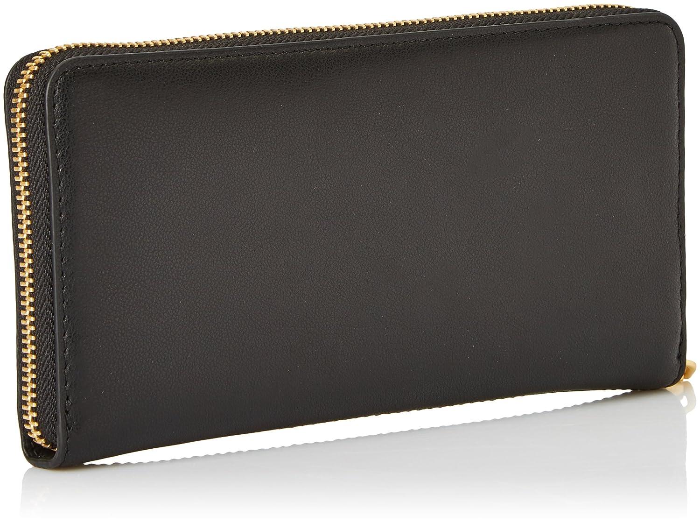 Guess - Slg Wallet, Carteras Mujer, Negro (Black), 2x10x20 ...
