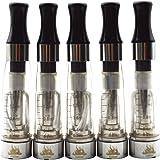 XiGer 5x CE4 1.6ml fits all Ego Evod Batteria atomizzatore per sigaretta elettronica non contiene tabacco ne' nicotina