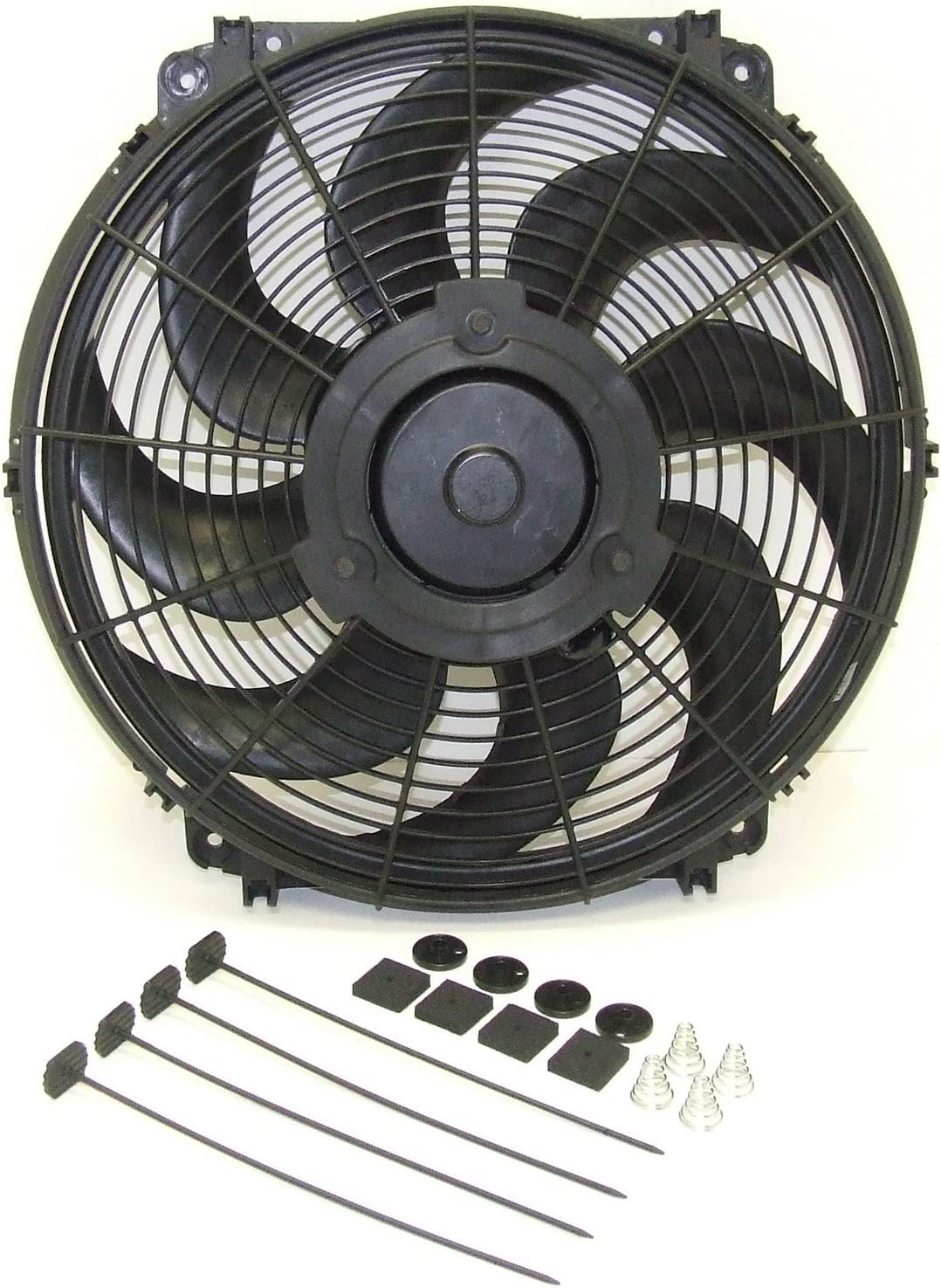 Hayden Automotive 3710 Rapid-Cool Thin-Line Electric Fan