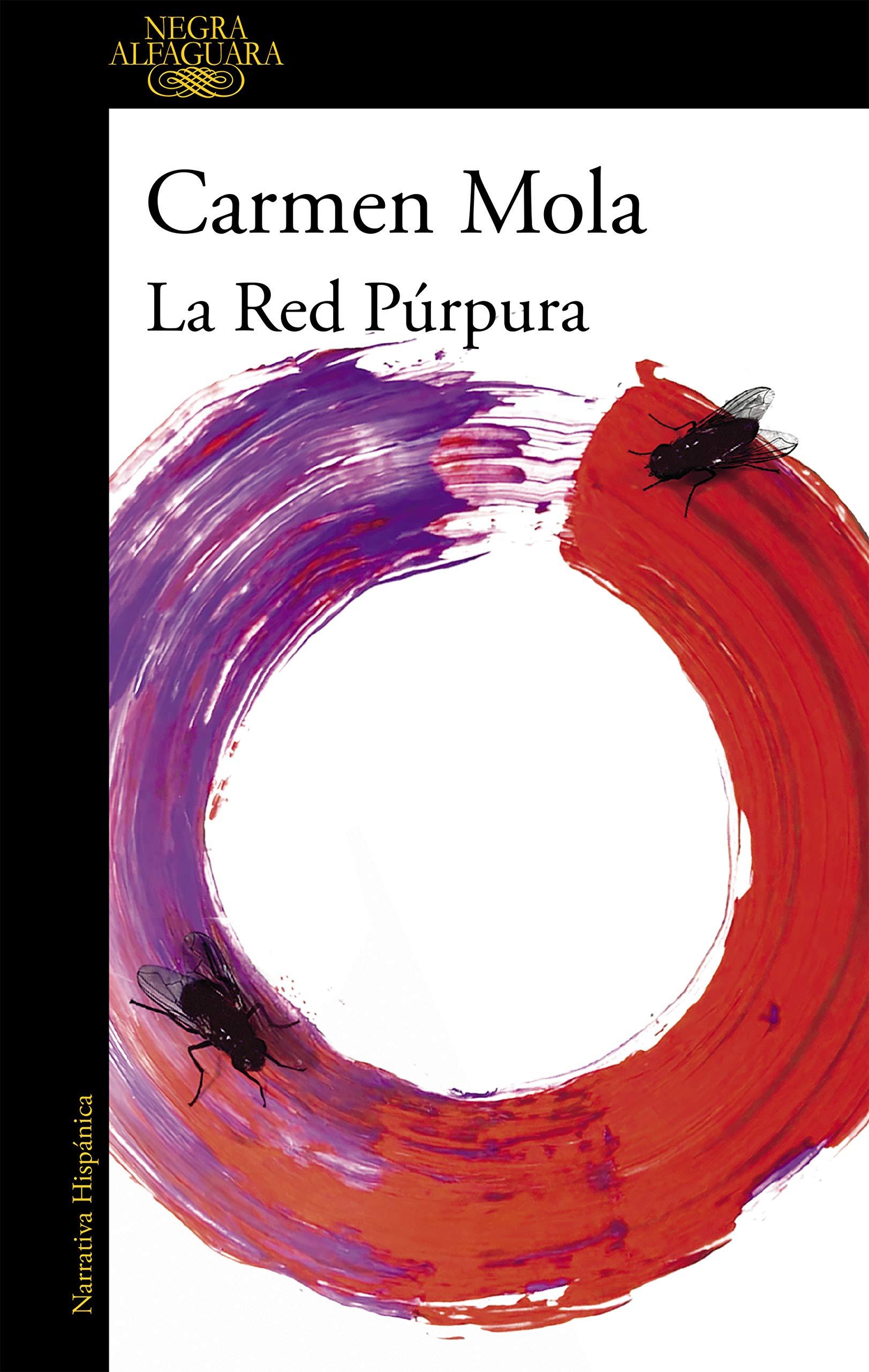 La red púrpura por Carmen Mola