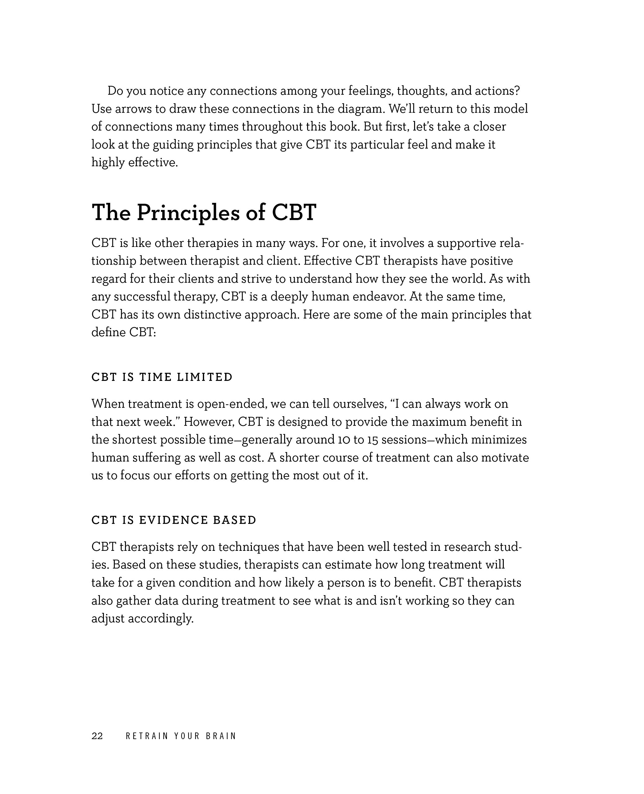 worksheet Cbt Therapy Worksheets retrain your brain cognitive behavioral therapy in 7 weeks a workbook for managing depression and anxiety seth j gillihan phd 9
