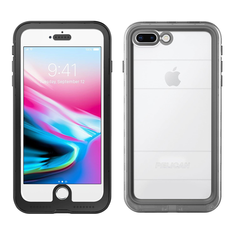 lowest price 98d5a c8e2e Pelican iPhone 8 Plus Case Marine Waterproof Case - fits iPhone 8 ...