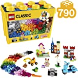 LEGO Classic Large Creative Brick Building Blocks for Kids (790 pcs) 10698