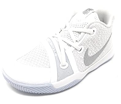 reputable site 547fb 2884c Amazon.com | NIKE Kyrie 3 (TD) White Chrome 10 C | Basketball
