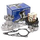 92-00 Lexus Toyota Turbo 3.0 DOHC 24V 2JZGE 2JZGTE Timing Belt Kit AISIN Water