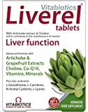 Vitabiotics Liverel - 60 Tablets