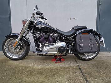 Zeus Black – Bolsa lateral + soporte XL a partir de 2018 de ...