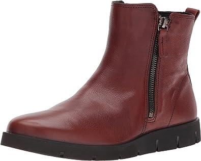ECCO Babett Boot, Bottes Femme, Marron (