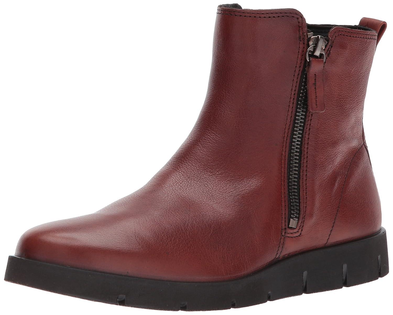 ECCO Women's Bella Zip Ankle Bootie B01N25X15J 36 EU / 5-5.5 US|Cognac