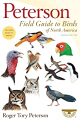 Peterson Field Guide to Birds of North America, Second Edition (Peterson Field Guides) Kindle Edition