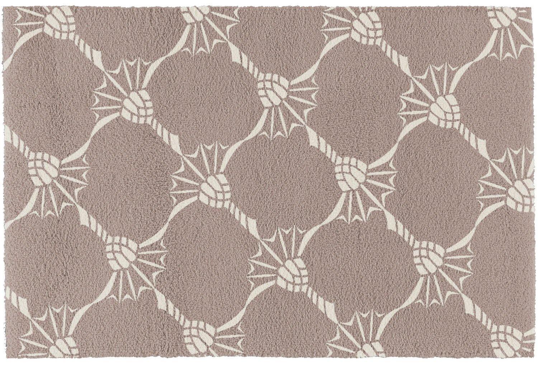 JOOP  Badteppich Cornflower Allover   20 natur - 50 x 60