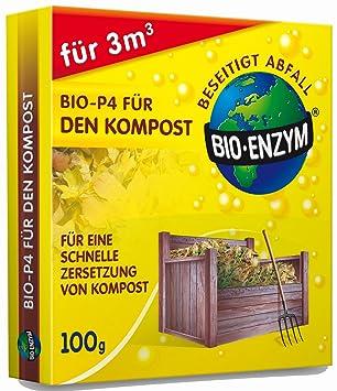 Bio de P4 para el compost compostador rápido acelerador. Sin Química – para 3 M³