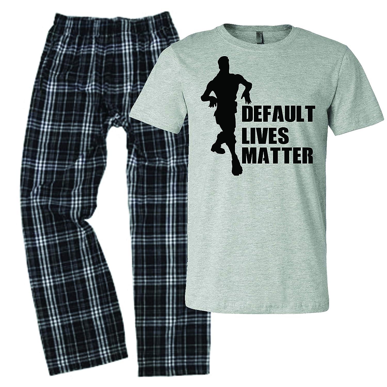 Default Lives Matter Fortnight Pajamas for Boys Kids Fortnight