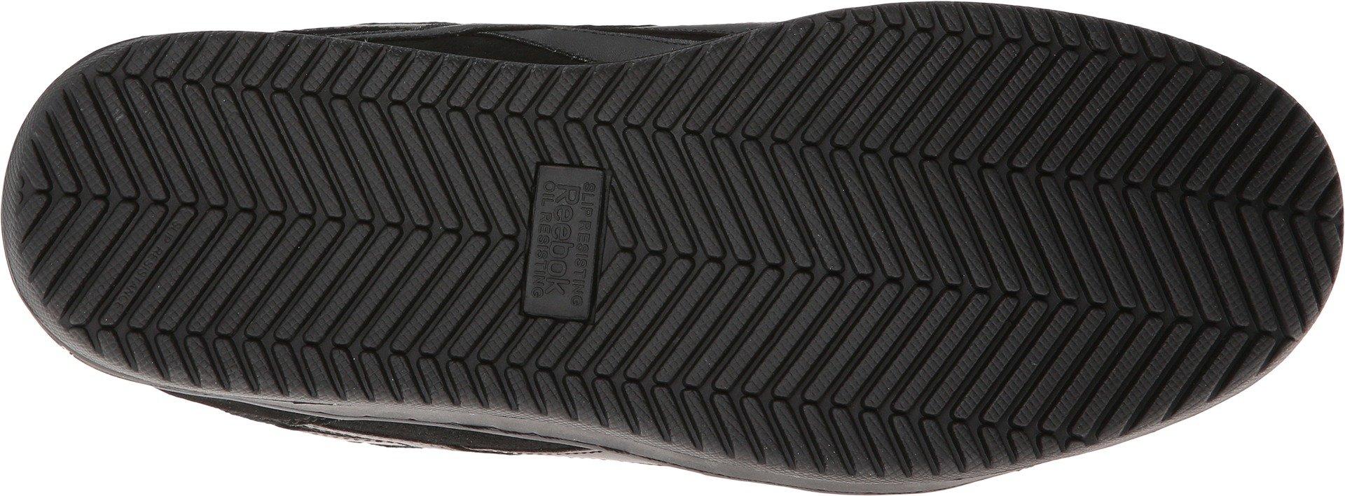 Reebok Men's Work Soyay Steel Toe Sneaker Black 5 M by Reebok (Image #2)