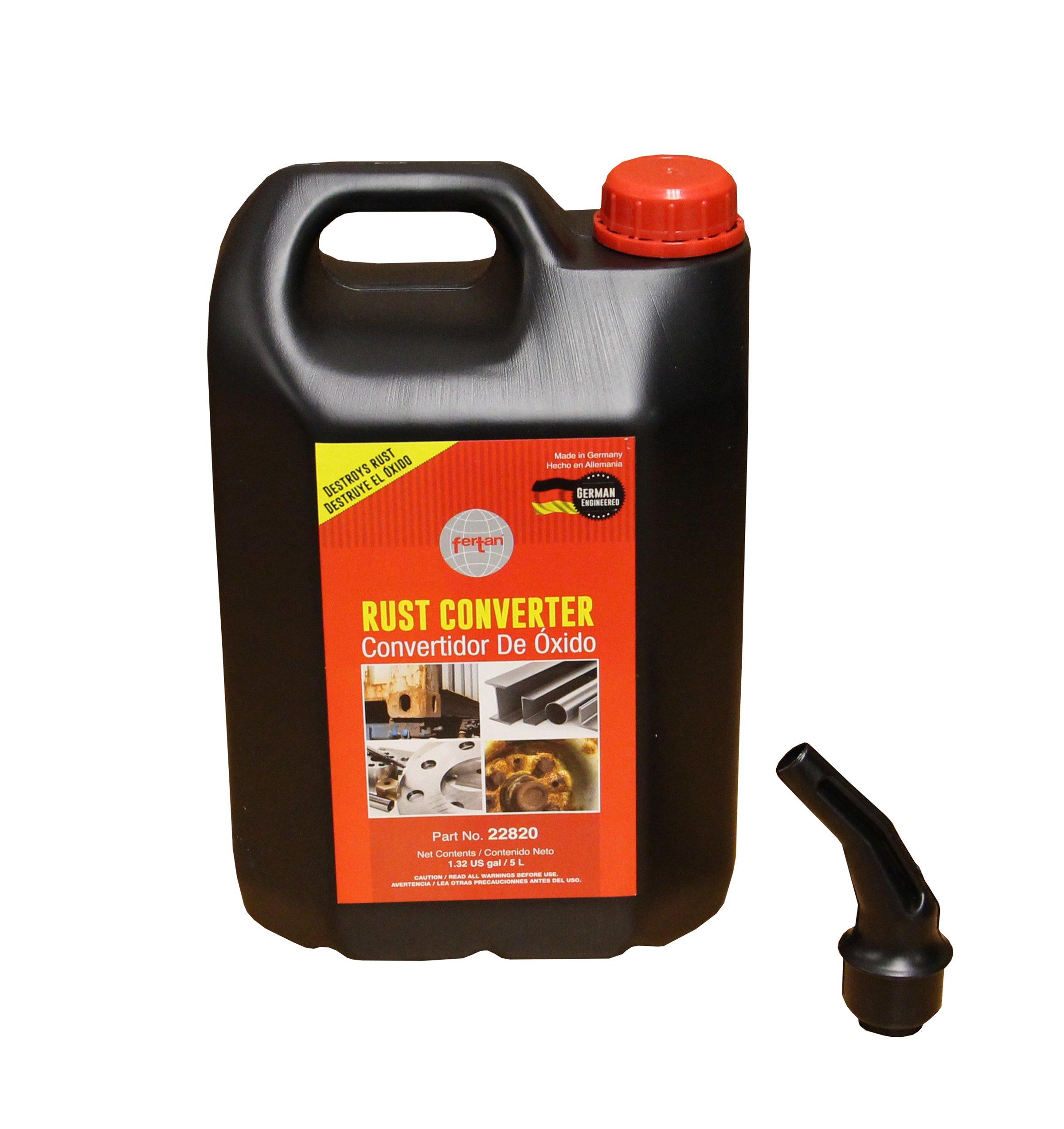 Fertan 22820 Rust Converter, 5 L