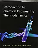 Introduction to Chemical Engineering Thermodynamics in SI Units