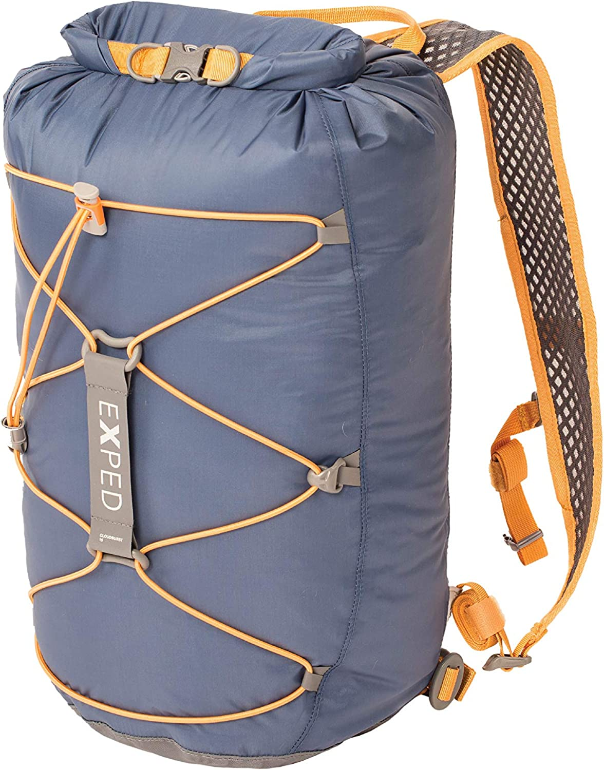 EXPED Cloudburst 15 Waterproof Roll-Top Backpack
