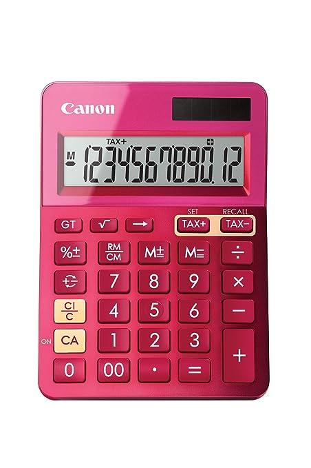24 opinioni per Canon 945140 Calcolatrice da Tavolo