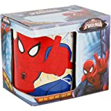 Star Licensing Taza Spiderman superhéroe Marvel cerámica Mug ...