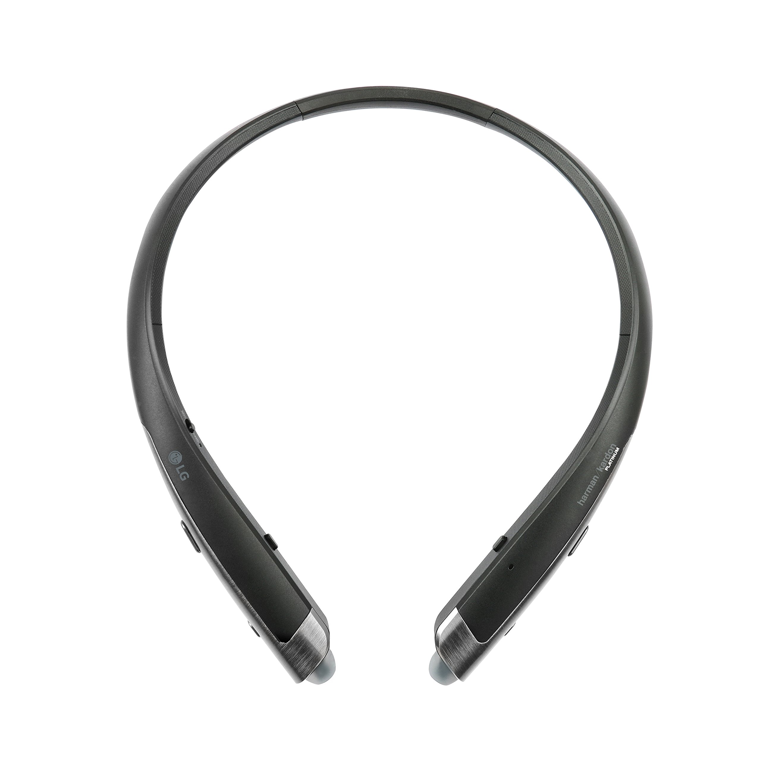 LG Friends Noise Cancelling Bluetooth Stereo Headset HBS-1100, Black - International Version