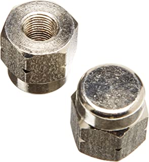 Tacx Axle Nuts for Non-Quick Release Wheels, 10 mm, One Pair: Amazon