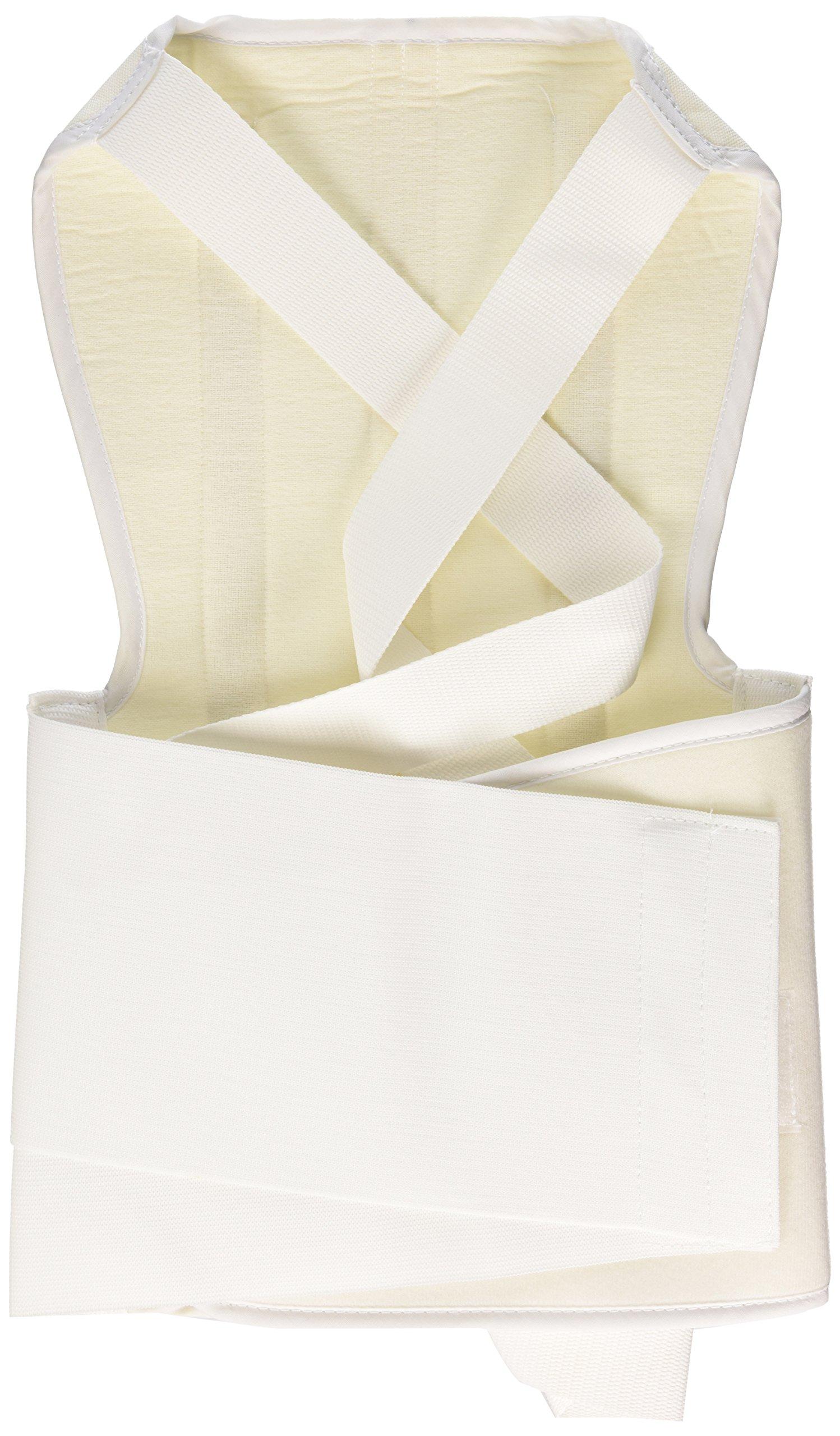Bilt-Rite Mastex Health TLSO Basic Support, White, Medium by Bilt-Rite Mastex Health (Image #1)