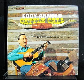 Eddy Arnold Cattle Call Amazoncom Music