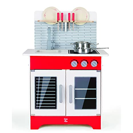 Hape e3144 giocattolo per bambini Città Café Gioco di cucina ...